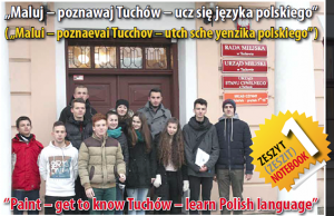 Maluj – poznawaj Tuchów – ucz się języków