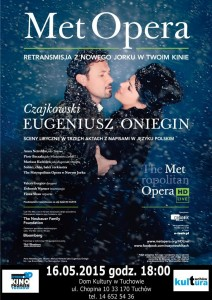 Opera w Kinie Promień w Tuchowie