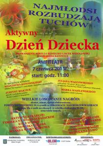 Aktywny Dzień Dziecka w Tuchowie – mnóstwo atrakcji