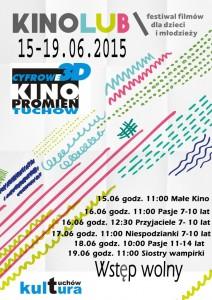 KINOLUB – festiwal filmów dla dzieci i młodzieży