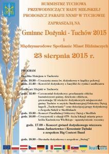 23 sierpnia zapraszamy do Tuchowa