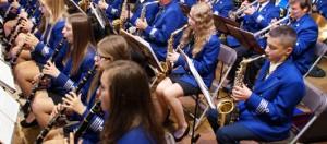 60 lat Sanktuaryjnej Orkiestry Dętej