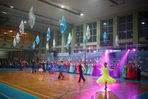 Fotorelacja z VII Ogólnopolskiego Turnieju Tańca Towarzyskiego